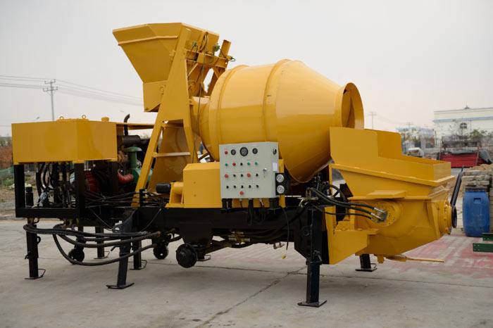 JB40R diesel mixer pump