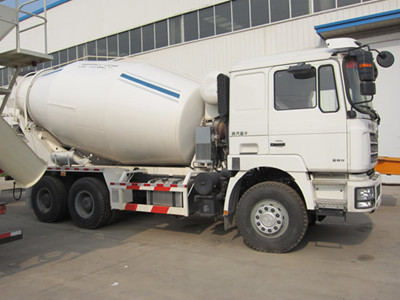 truck mounted concrete mixers